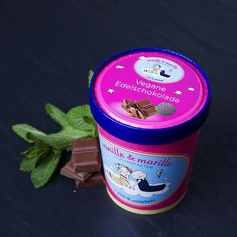vanille & marille Eismanufaktur – Zuhause-Becher (vegan, Eis)