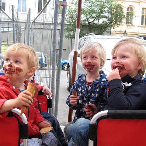 vanille & marille Eismanufaktur: Kids und Eis aus Berlin