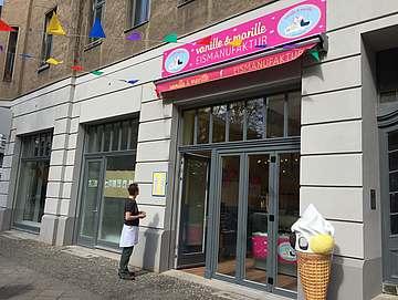 vanille & marille Laden in Berlin-Kreuzberg 36